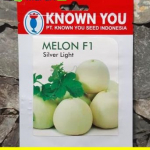 Benih Melon Silver Light F1 (Known You Seed)