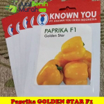 Benih Paprika Golden Star F1 (Known You Seed)