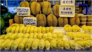 hraga durian