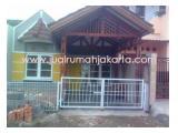 Jual Murah Rumah Taman Kebalen Bekasi - Baru Renovasi Total - Dekat Summarecon Bekasi