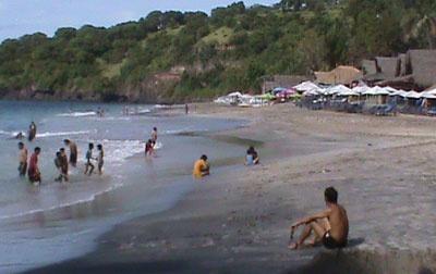 Pantai Pasir Putih Karangasem