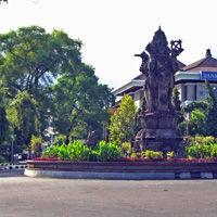 denpasar city, Bali, Indonesia