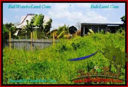 JUAL MURAH TANAH di CANGGU BALI 2 Are Lingkungan villa