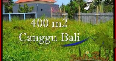 JUAL TANAH di CANGGU BALI 400 m2 di Canggu Pererenan