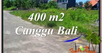JUAL MURAH TANAH di CANGGU BALI 400 m2 di Canggu Brawa