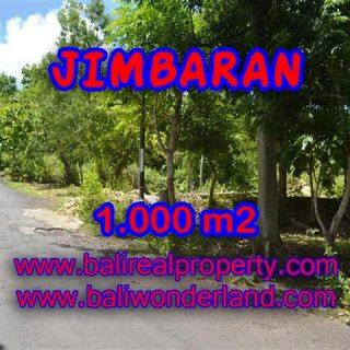 JUAL TANAH DI JIMBARAN BALI MURAH TJJI070-X
