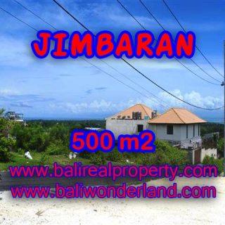 INVESTASI PROPERTI DI BALI - TANAH MURAH DI JIMBARAN DIJUAL CUMA RP 6.450.000 / M2