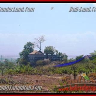 TANAH MURAH di JIMBARAN BALI 7,5 Are View laut dan bandara