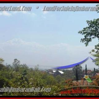 JUAL TANAH MURAH di JIMBARAN 3,75 Are View laut dan bandara