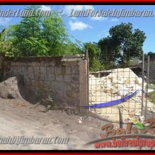 DIJUAL TANAH di JIMBARAN BALI 200 m2 di Jimbaran Ungasan