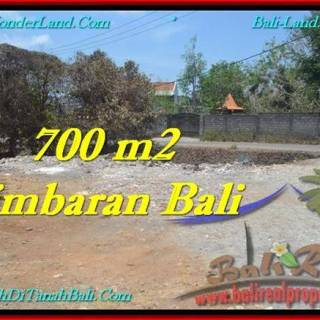 DIJUAL MURAH TANAH di JIMBARAN BALI 700 m2 di Jimbaran Ungasan