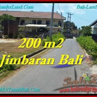 INVESTASI PROPERTI, TANAH MURAH DIJUAL di JIMBARAN TJJI101