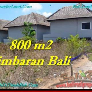 TANAH DIJUAL di JIMBARAN 8 Are Lingkungan Villa