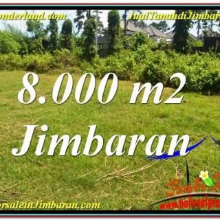 JUAL TANAH di JIMBARAN BALI 80 Are Lingkungan Villa