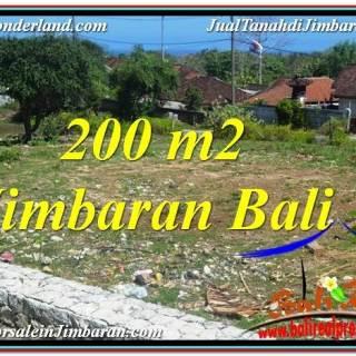 JUAL TANAH MURAH di JIMBARAN BALI 2 Are di Jimbaran Kutuh