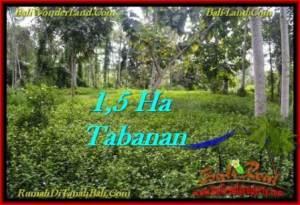 TANAH DIJUAL MURAH di TABANAN BALI TJTB272