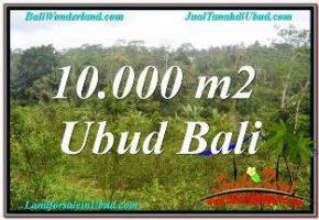 DIJUAL MURAH TANAH di UBUD BALI Untuk INVESTASI TJUB681