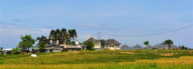 Tanah Canggu dijual