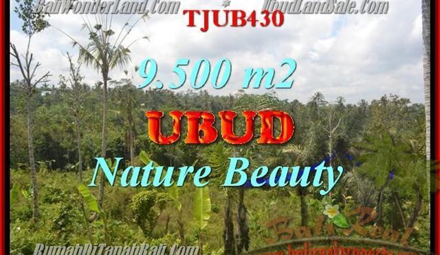 TANAH di UBUD BALI DIJUAL 95 Are di Ubud Payangan