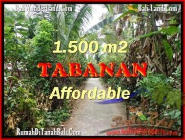 JUAL TANAH MURAH di TABANAN BALI TJTB159