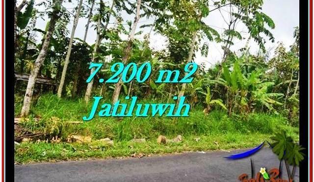 TANAH MURAH di TABANAN BALI 7,200 m2 di Tabanan Penebel