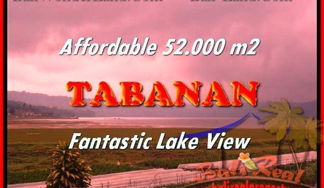 TANAH di TABANAN JUAL MURAH 520 Are View gunung dan danau Buyan