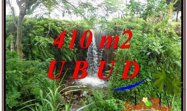 TANAH di UBUD DIJUAL 410 m2 di Ubud Tegalalang