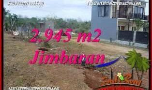 TANAH MURAH di JIMBARAN JUAL 29.45 Are LINGKUNGAN VILLA