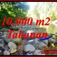 Tanah Murah Dijual di Tabanan Bali 10,000 m2 di Tabanan Selemadeg
