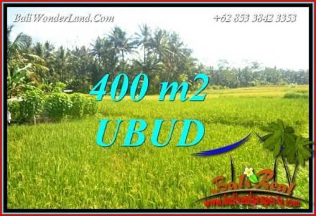 Dijual Murah Tanah di Ubud 4 Are di Sentral Ubud