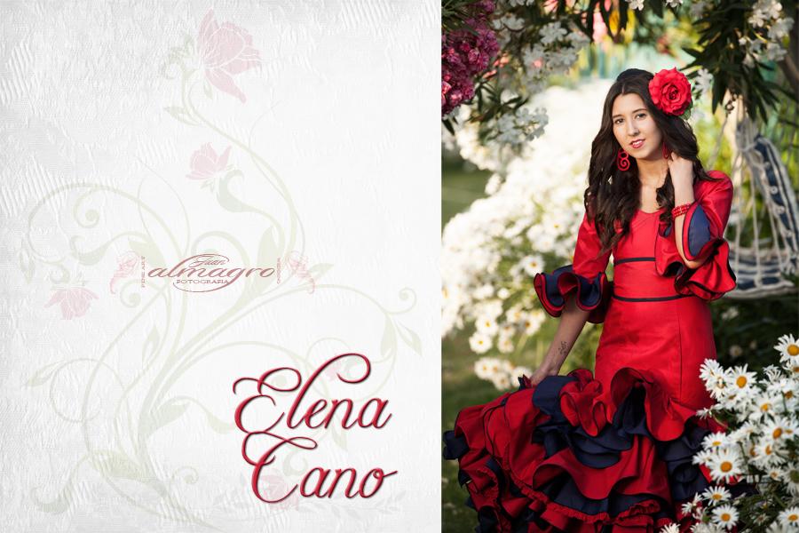 Nuevas fotos tomadas en exteriores para el book fotografico de Elena Cano