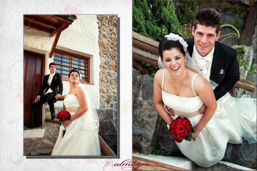 Fotos pertenecientes al reportaje de Boda de Vanesa e Higinio por Juan Almagro Fotografos.
