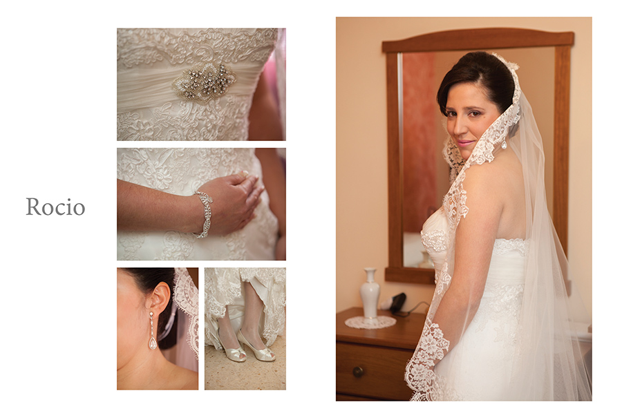 Fotos de boda por Juan Almagro para el Album de Boda