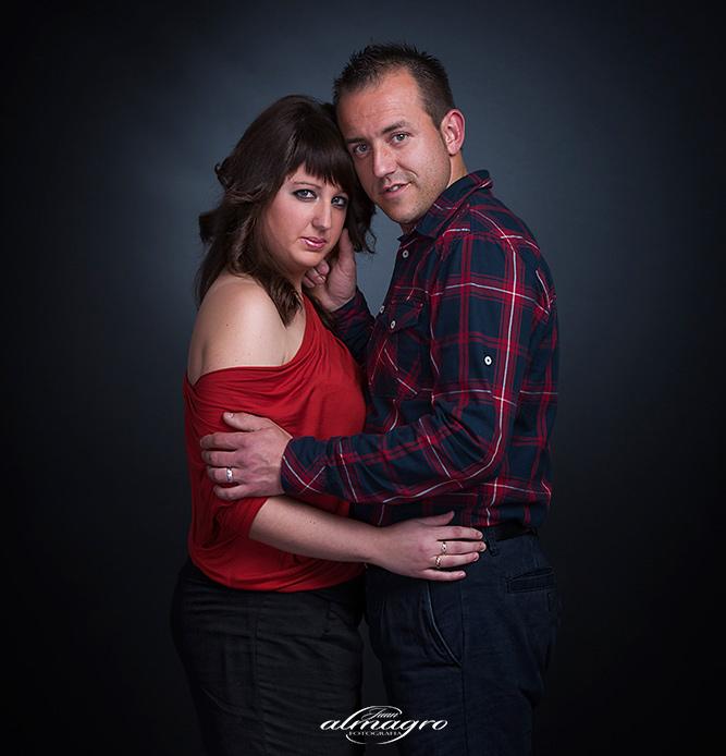 Fotos estudio Juan Almagro Book Parejas
