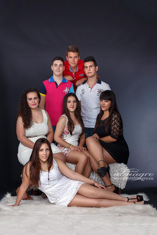 Foto de Amigos Graduacion