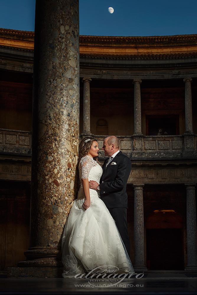 Vestido de Novia y Traje de Novio, fotos de postboda, jaen de boda