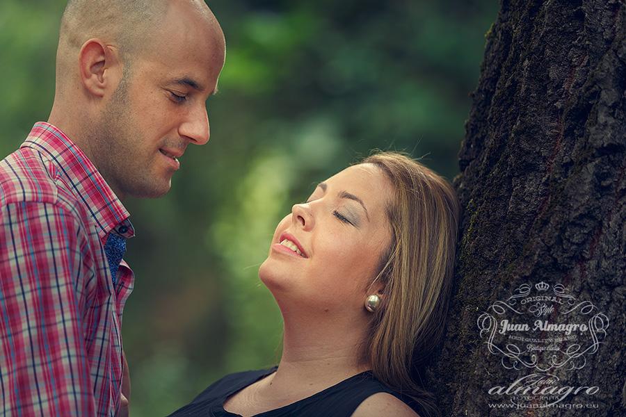 Sesión de Fotos para Maria del Mar y Manolo para su libro de Firmas y recuerdos con motivo de su boda