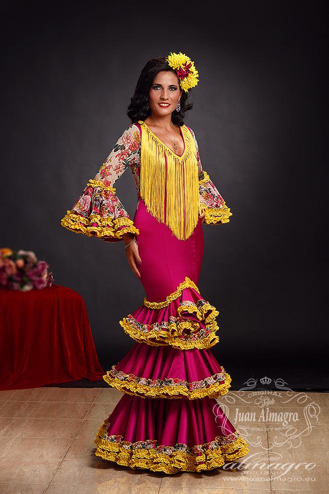 Fotos de Trajes de gitana o flamenca