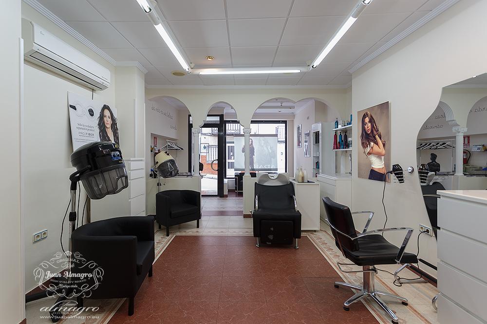 Salon de peluqueria vintage gallery of silla con estilo - Salones de peluqueria decoracion fotos ...