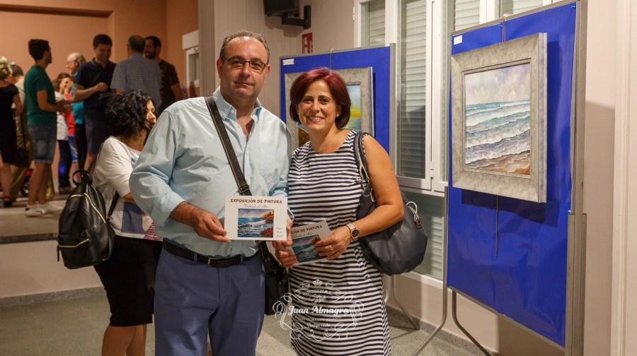 Rafael Rivilla, exposición de pintura dedicada al mar