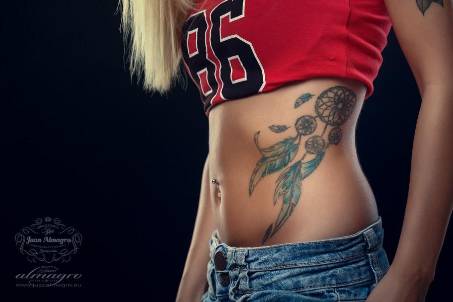 fotos tatoo sesiones de verano en juan almagro fotógrafos jaen