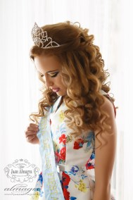 Book fotos para Reina de las Fiestas en Juan Almagro Fotografos Jaén
