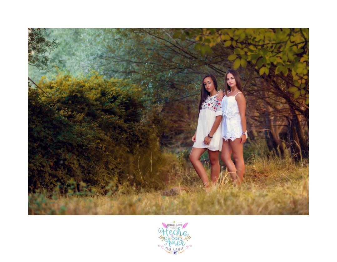 Lifestyle fotografia en exteriores en plena naturaleza por Juan Almagro Fotografos
