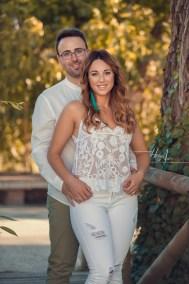 Nuria & Raul Preboda pareja de Novios hecho-con-amor - juan almagro fotografos Jaén