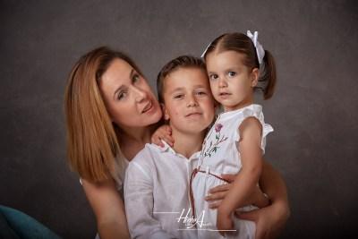 Te quiero mamá, Fotografia infantil con mamis