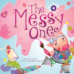 The Messy One - Picture Window Books/Capstone Publishers, 2011