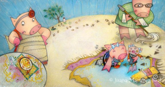 Messy Piggy