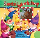 Santa's Workshop illustrated by Molly Idle