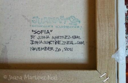 Sofia by Juana Martinez-Neal