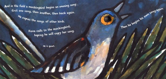 Fiona Loves the Night - Harper Collins 2007 - illustrated by Amanda Shepherd